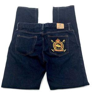 Ralph Lauren Sport Skinny Jeans, Size 30, EUC